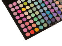 Professional makeup palette Stock Photos
