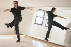 Professional male dancer Stock Photos
