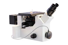 professional medical laboratory microscope Stock Images