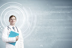 Professional medical treatment Royalty Free Stock Photography