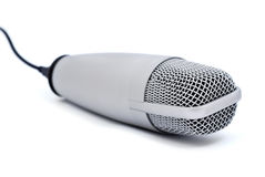 Professional microphone Royalty Free Stock Photo