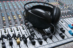 Free Professional Mixer Close-up Stock Photos - 13969423