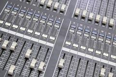 Professional mixer Stock Photo