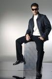 Professional model men royalty free stock photos