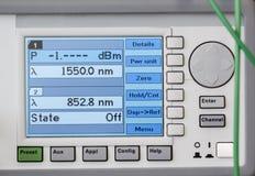 Professional modern test equipment Royalty Free Stock Photo