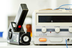 Professional modern test equipment Royalty Free Stock Photos