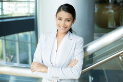 Professional modern woman stock images