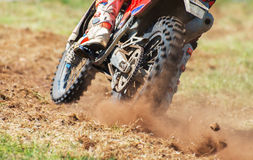 Professional motocross rider. Stock Images