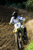 Professional mx rider Royalty Free Stock Photos
