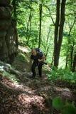 Professional nature photographer Stock Photo