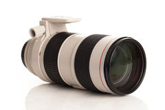 Professional object-glass for camera Royalty Free Stock Photo