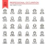 Professional Occupation Stock Images
