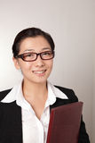 Professional office lady Stock Images