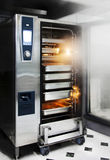 Professional oven Royalty Free Stock Photography