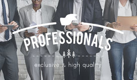 Professional Performance Skill Expert Talenet Concept.  Royalty Free Stock Photo