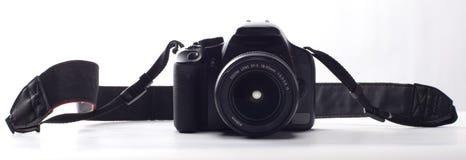 Professional photo camera Stock Image