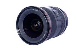 Professional photo lens Stock Photo