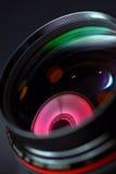 Professional photo lens closeup 1 Stock Photos
