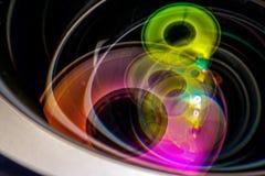 Professional photo lens closeup 4 Stock Photography