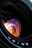 Professional photo lens closeup 2 Royalty Free Stock Photos