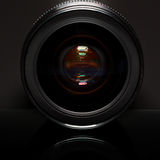 Professional photo lens Royalty Free Stock Photography