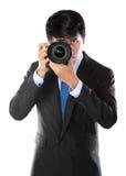 Professional photographer Royalty Free Stock Photo
