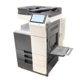 Professional printing machine Stock Photography