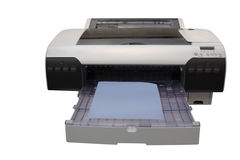 Professional printing machine Stock Photos