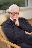 Professional psychoanalyst Stock Photography