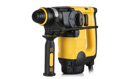Professional rotary hammer Royalty Free Stock Image