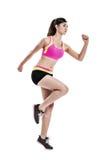 Professional runner Stock Image