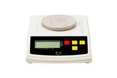 professional scale för laboratorium arkivfoton