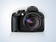 Professional SLR camera Stock Photography