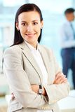 Professional smile Stock Photography
