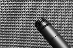 Professional sound equipment close-up Stock Photo