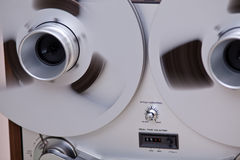 Professional Sound Recording Tape Stock Images