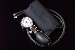 Professional sphygmomanometer Stock Image