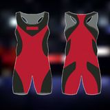 A professional sports uniform for Greco-Roman wrestling. Isolated image. royalty free illustration