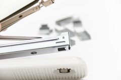 Professional stapler Royalty Free Stock Photography