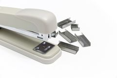 Professional stapler Royalty Free Stock Images