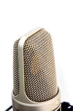 Professional studio microphone Royalty Free Stock Photo