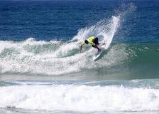 Professional Surfer - Gabe Kling Stock Photo