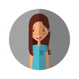 Professional surgeon avatar character. Vector illustration design Royalty Free Stock Images