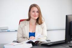 Professional teacher/instructor Royalty Free Stock Photos