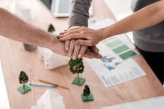 Free Professional Team Working On The Project Stock Photos - 132258553