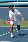 Professional Tennis Player Royalty Free Stock Images