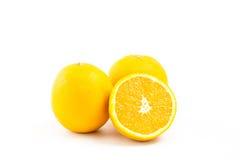 professional upplösning för 10 för bakgrundskameracanonen den nya höga bilden var tagen isolerad för linsen apelsiner för mp vit Royaltyfri Foto