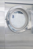 Professional washing machine Stock Photo