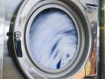 Professional washing mashine Stock Photography