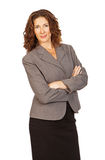 Professional Woman In Business Suit Stock Image